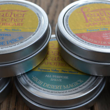 Receive free lip balm when you order two or more salves