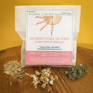 Remedio para las Mujeres – Women's Herbal Blend